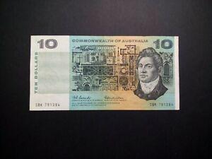 AUSTRALIA - 1966 Coombs /Wilson Commonwealth of Australia Ten Dollar Banknote