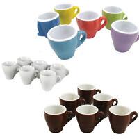 6 Tazzine Da Caffè Espresso Colazione Tazze Ceramica Cucina Casa Idea Regalo 179