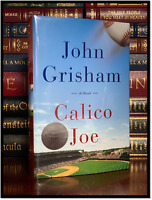 Calico Joe ✍SIGNED✍ by JOHN GRISHAM New Hardback 1st Edition First Printing
