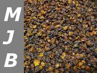 250g  Sanddornbeeren  Sanddornfrüchte getrocknet unbehandelt  (30,80 €/ 1000g)