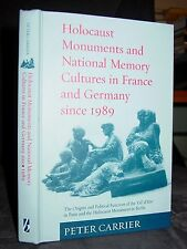 Holocaust Monuments & National Memory Cultures France & Germany Vél d'Hiv' Paris
