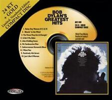 Bob Dylan's Greatest Hits-24k Gold CD von Bob Dylan (2012)