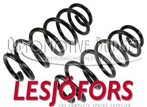 Front Coil Spring Set Audi A4 A4 Quattro A6 A6 Quattro Volkswagen Passat - NEW