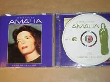 DOUBLE CD / AMALIA RODRIGUEZ / O MELHOR DE AMALIA VOL 3 / TRES BON ETAT