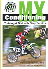 Gary Semics Motocross MX  Conditioning DVD 1 with Training & Diet Manual