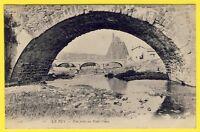 cpa Auvergne 43 - LE PUY en VELAY (Hte Loire) Vue prise au PONT VIEUX
