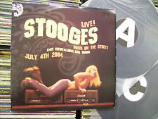 The Stooges Stop And Go On The Street Exit Festival Novisad Serbie 2004 2LP