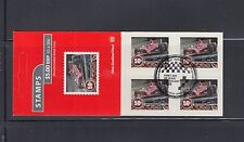New Zealand 2009 Motorsports $5 Booklet with first day cancel