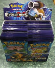 Pokemon XY Evolutions Booster Pack from Canada