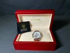 Accurist Greenwich Masters Men's Limited Edition GMT 325 Minute Repeater Watch