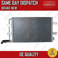 VW NEW BEETLE (IC1, 9C1) (1Y7) 2001>2010 AIRCON CONDENSER/RADIATOR *NEW*