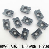 10pcs ISCAR ADKT1505PDR IC908  Carbide Inserts milling cutter inserts ADKT 1505