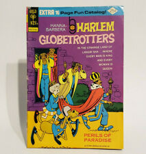 Harlem Globetrotters Comic Book 12 January 1975 Gold Key Hanna Barbera