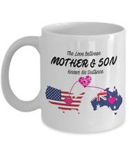 Mother And Son Mug - 11oz Coffee Mug Tea Cup Gift