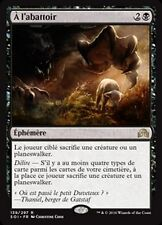 MTG Magic SOI - To the Slaughter/À l'abattoir, French/VF