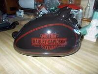 2018 Harley Davidson Large Hog Black Pig Gas Tank Shaped Piggy Bank Motorcycle