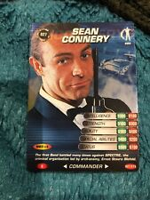 JAMES BOND 007 - SPY CARDS - RARE CARD 027/275 - SEAN CONNERY FOIL CARD