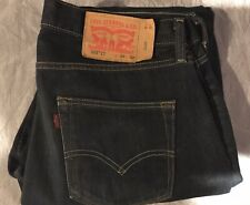 NEW Levi's 501 CT men's jeans 34 X 32 Customized and Tapered Blue