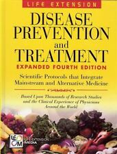 Disease Prevention and Treatment, 4th Edition Life Extension Hardcover