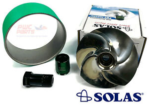Seadoo 2008 Rxt-X 255 Inoxydable Usure Bague SOLAS Rotor Outil WR012 SRX-CD-14 /