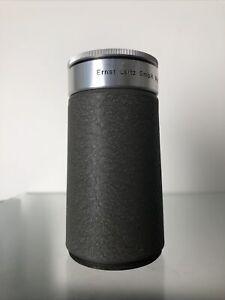Ernst Leitz Gmbh Wetzlar Hektor 120mm F2.5 Projector Lens