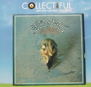 EAGLES - GREATEST HITS - ASYLUM 1976 *VG+* VINYL LP RECORD🔥