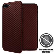 Coque Antichoc Housse TPU iPhone 12 11 Pro X XR XS MAX 8 7 Plus 6S 6 Noir/Bleu