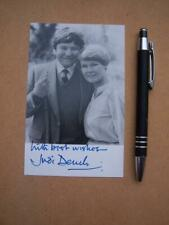 Judi Dench    Autograph Signature (Code BL2) please scroll down