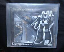 Transformers eHobby Takara Tomy Exclusive  G1 Black Starscream AFA 90 NRMT MINT