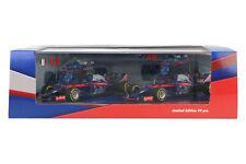 Scuderia Toro Rosso Pierre Gasly Brendon Hartley STR13 Double Set 1:43 447181028