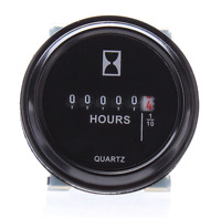 Hour Meter Golf Cart~Car~Boat~Tractor~Generator~Engine~Mower 6-80V