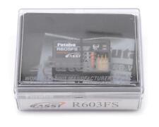New Futaba R603FS 3ch 2.4ghz FASST RC Truck Car Receiver RX FUTL7630 : 4PKS 4PK