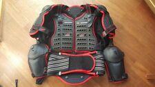 Corpetto giacca protettiva Zandona motocross (taglia S)