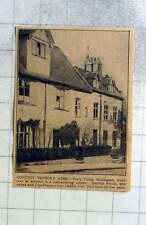 1927 Priory House Nottingham Dorothy Vernon's Home