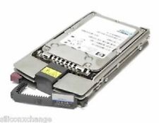 "HP Hot Swap Hard disk 15000 rpm 72,8GB 3.5"" WIDE ULTRA320 SCSI 356914-008 Usato"