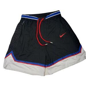 Mens Nike Icon Vaporknit Basketball Shorts Black Size XL AJ3889-010