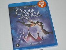 Blu-ray: Cirque Du Soleil – Worlds Away, NEU & OVP (B4/27)