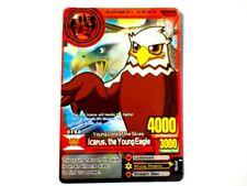 Animal Kaiser English Version Promo Card (A009P: Icarus, the Young Eagle)