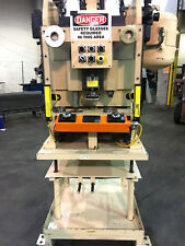 2003 DUAL TWIN GMT Needle Air Pneumatic Press 480V 3 Phase 14Amp