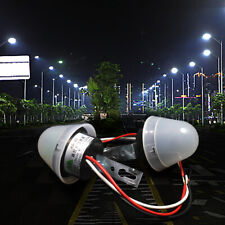 2x Acdc As 20 Auto Onoff Photocell Street Light Photosensitive Control Switch