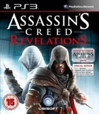 PlayStation 3 : Assassins Creed Revelations SPECIAL EDIT VideoGames