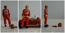 Niki LAUDA Ferrari 1977 figurine pilote diorama 1/43 F1 driver figure