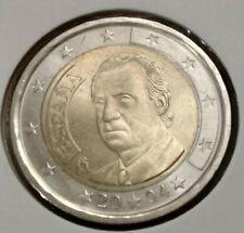 manueduc    2 Euros JUAN CARLOS ESPAÑA 2004   NUEVA , Sin Circular
