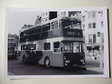 ENG1923 - 1960s BRIGHTON HOVE & DISTRICT OMNIBUS Co - BUS PHOTO