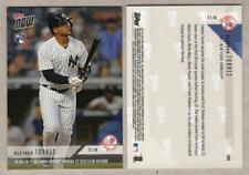2018 Topps NOW #399 GLEYBER TORRES - 15 HR in 60 games before age 22 - pr 2127