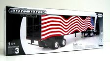 TESTORS Big Rig Trailer Series - REEFER 1:28 Model Kit - FREE Ship in cont. US