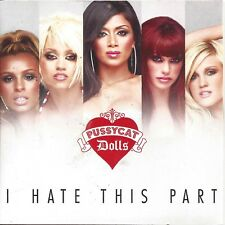 Pussycat Dolls ‎– I Hate This Part   cd single in cardboard
