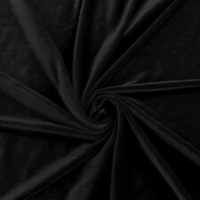 Stretch Velvet Fabric by the Yard