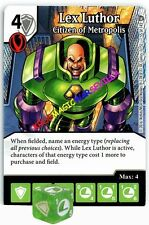055 LEX LUTHOR: Citizen of Metropoli -Common- WORLD'S FINEST Marvel Dice Masters