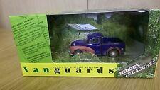 Corgi VA08300 Hidden Treasures Morris 1000 Pickup Purple/Red
